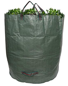 bolsa de jardín grande